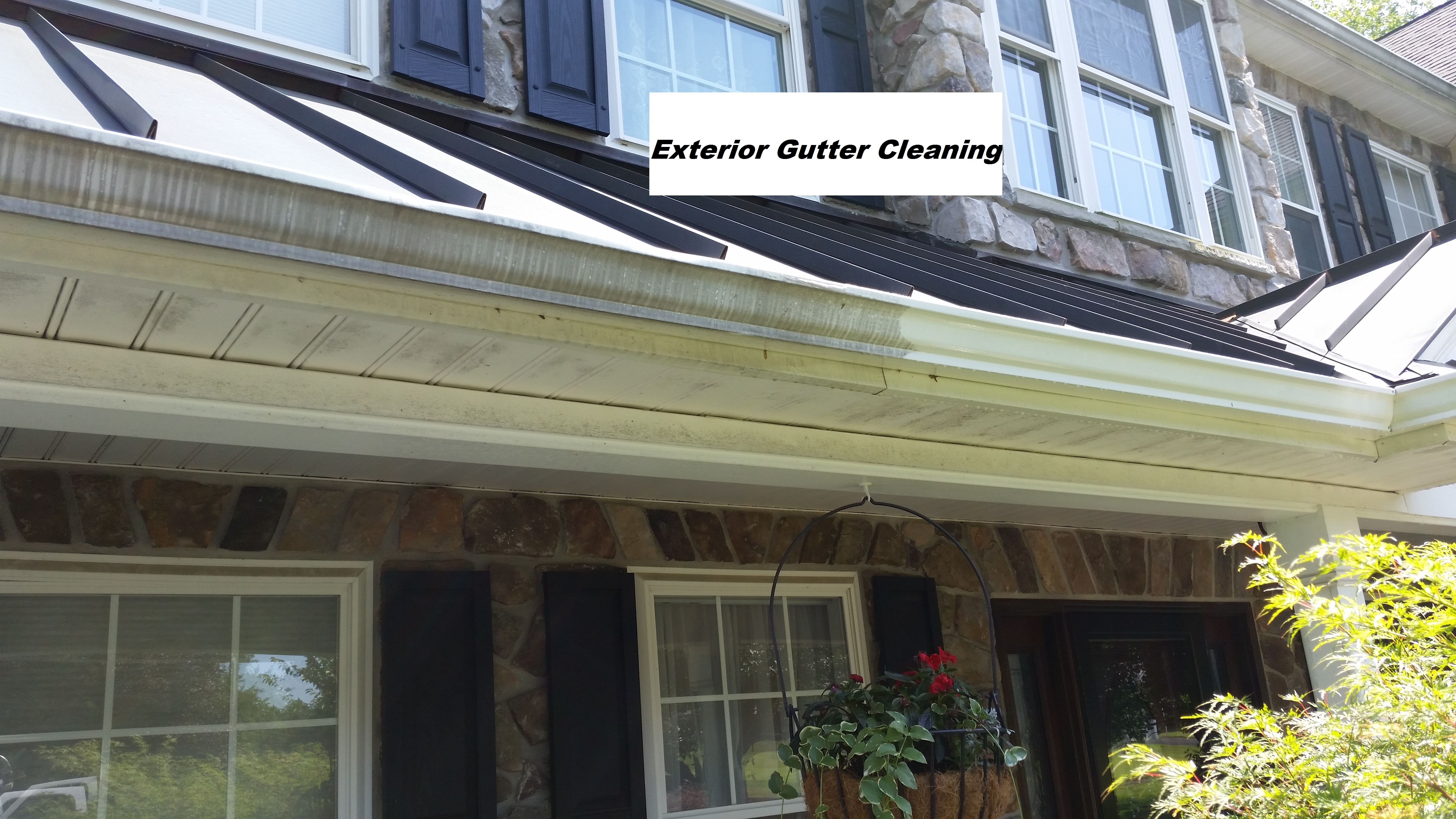 Gutter Cleaning Repair Installation Bucks County Home